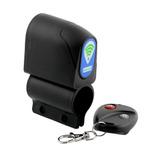 Alarme Bicicleta Controle Remoto E Sensor