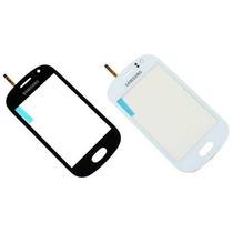 Touch Cristal Samsung Galaxy Fame S6810 Negro Blanco Azul
