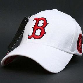 Gorra Boston Red Sox Flexfit Baseball Cerrada Visera Curva