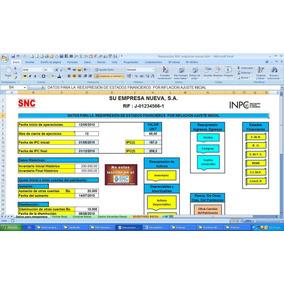 Registro Nacional De Contratistas, Reexpresión Inicial Rnc