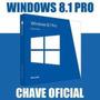 Chave Licença Windows 8 - 8.1 Pro 32/64 Bits