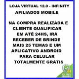 1 Loja Virtual 12.0 Sem Serial - Brinde App_celular*