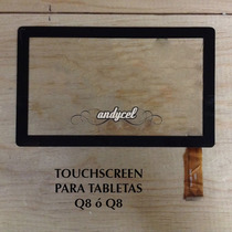 Touchs Tabletas Chinas Mayoreo Paquete Con 5 Pzas Q88