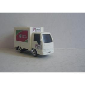 Camion Bimbo - Camioncito D Reparto Correos - Juguete Custom