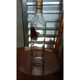 Garrafa Vazia Whisky Red Label Com Dosador Sem Caixa