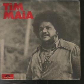 Compacto Tim Maia 1974 Gostava Tanto De Você + 3 Canções