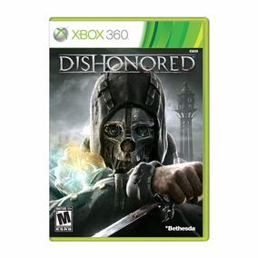 Xbox 360 - Dishonored - Mídia Física - Original