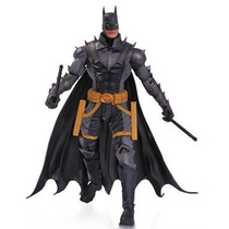 Figura Earth 2 Batman Armored Legends Of The Dark Knight Jla