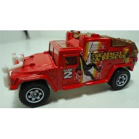 Hummer H1, Matchbox 2013, Camión Juguete