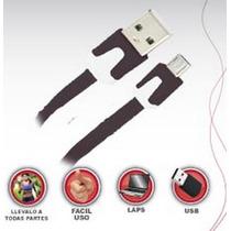 Cable Usb V8 Para Samsung, Nokia, Lg, Sony