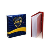 Carpeta Tres Ganchos Boca River Independiente Racing Casla