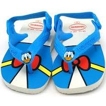 Havaianas Baby Donald Originales *zona Munro*
