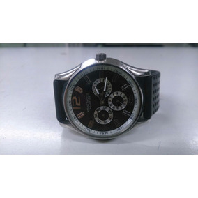 Reloj Kenneth Cole, Extensible Caucho,