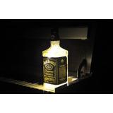 Láparas Decorativas De Botella De Vidrio Y Luz Led