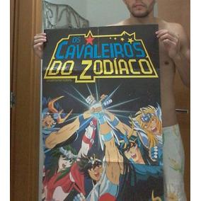 Pôster Os Cavaleiros Do Zodíaco (1995)
