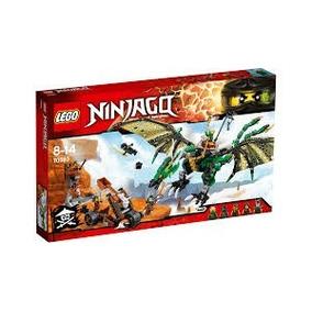 Lego 70593- Ninjago Green Dragon- Giro Didactico