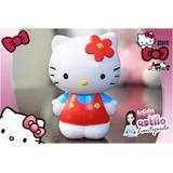 Protetor E Escova De Dentes Hello Kitty