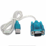 Cable Convertidor Rs232 Usb Impresora Serial Db9 Vga 9 Pines