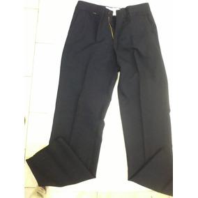 Pantalon Colegial De Poliester Masculino Tallas 6 Hast La 14