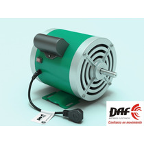 Motor Para Hormigonera Daf 1 Hp. Industria Argentina