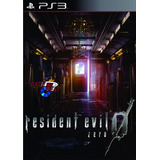 Resident Evil Zero Ps3 0 | Digital Oferta Unica