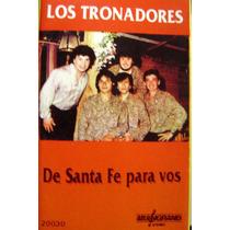Cumbia Santafesina-los Tronadores-cassette Musigrand