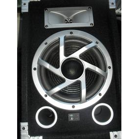 Caixa De Som Acústica Dj Series 350 Watts Rms Modelo Gx 450