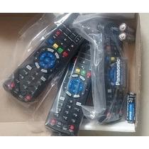 Kit 3 Controles Remotos Claro Tv Hd + Pilhas + Frete Grátis