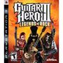 Ps3 Legends Of Rock En Stock Guitar Hero 3 Original