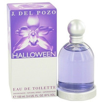 Perfume Halloween Feminino 100ml Edt - Jesus Del Pozo