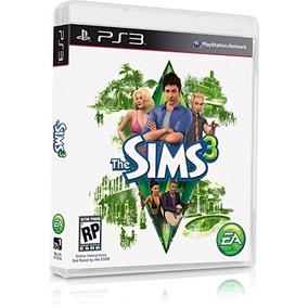The Sims 3 - Ps3 - Mídia Física Lacrado - Pronta Entrega