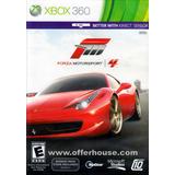 Juego Forza Motorsports 4 Xbox 360 Ntsc Kinect Español 2 Cds