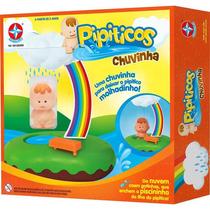 Brinquedo Novo Lacrado Pipiticos Chuvinha Da Estrela