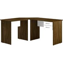 Mesa Para Computador Em L Multivisão Kit Office 6500 Noga