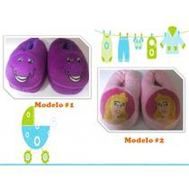 Pantuflas De Niños De 1 A 2 Años
