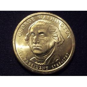 1 Dolar Estados Unidos , George Washington 2007 P Sc