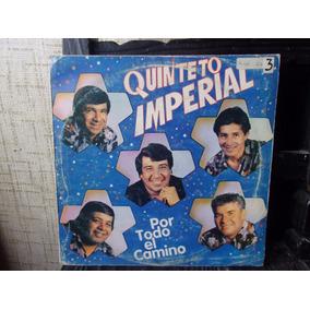 Vinilo Disco Lp Quinteto Imperial Por Todo El Camino