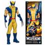 Muñeco Wolverine 30 Cm Original Marvel Hasbro, X-men!