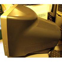 Monitor Samsung 796 Mb Plus17 Pulgadas Crt Negro Y Plata