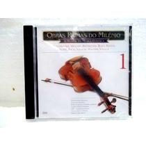 Obras Primas Do Milenio Melhor Musica Classica Cd Lacrado