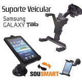 Suporte Veicular Tablet Galaxy Tab Ipad Kindle Genesis Dl