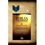 Biblia De Estudio Thompson Piel Nueva