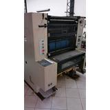 Maquina Imprenta Offset Yk 660b Como Nueva