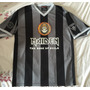 Camisa Iron Maiden Futebol The Book Of Souls- Pronta Entrega