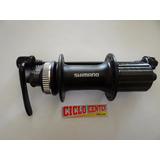 Cubo Traseiro Shimano M3050 Acera Disco 36 Furos 8v 9v 10v