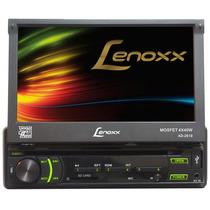 Dvd Player Automotivo Lenoxx Com Tela De 7 E- Ad-2619