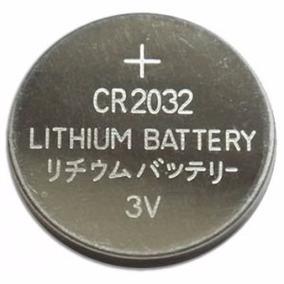 Pilas Baterías Cr2032 De Litio 3v Tarjeta Madre Chevistar
