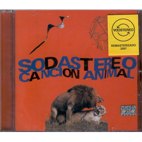 Soda Stereo Cancion Animal Cd Nuevo Oferta Gustavo Cerati