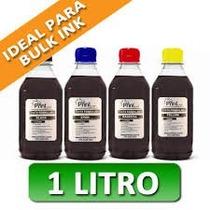 Refil Tinta Epson Para Impressora L100 L200 L210 L355 L555