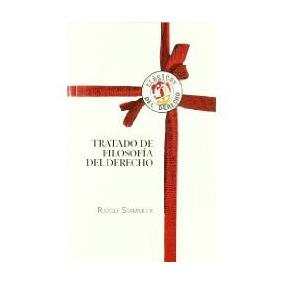 Rudolf Stammler - Tratado De Filosofía Del Derecho